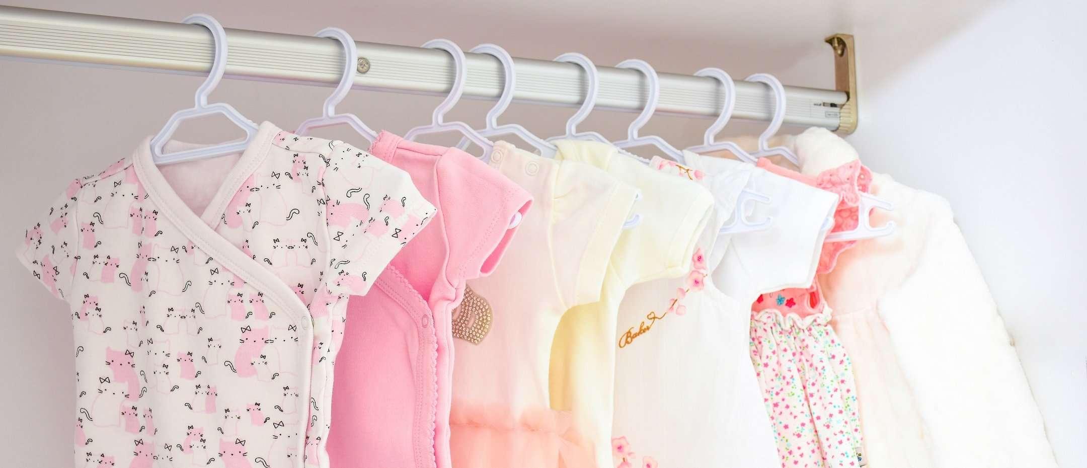 5 Baby Closet Organization Ideas