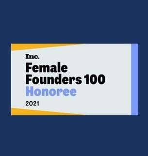 Female founder 2021
